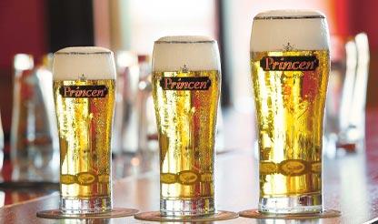 Princen bier bij Grenzeloos en Zo