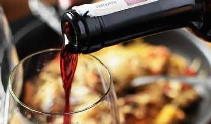 wijn bij Grenzeloos en Zo